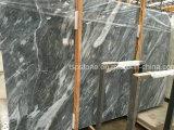 Nuvolato Grigio/mármore cinzento de Italy para a telha de revestimento