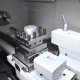 세륨 높은 정밀도 기울기 침대 CNC 선반