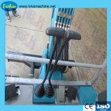 Marca da China 1,8 toneladas pequenas Coveiro Mini Escavadeira de esteiras