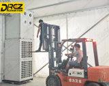 Exposición del acondicionador del aire de la tienda de Drez que se refresca para los países del GCC del área caliente de 50 grados, para 100 - tienda 2000sqm