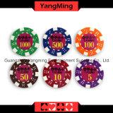 American Poker de dados el conjunto de chips 810PCS (YM-TZCP0043)