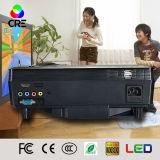 Mini proiettore domestico del cinematografo di prezzi più bassi con Audio-fuori