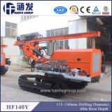油圧空気DTHのハンマーの石の掘削装置(HF140Y)