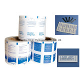 Papel de alta calidad/aluminio /PE laminada de film para embalaje Alcohol almohadilla Prep.