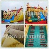 Gorila encantador inflable castillo hinchable para niños