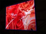 Signes visuels d'intérieur du mur P2.5 RVB DEL de DEL avec polychrome