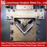 Размеры штанги угла дешевого цены высокого качества стальные/утюга угла