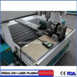 4 Kopf-Holzbearbeitung-Stich-Ausschnitt-Maschine 1300*1300mm der Mittellinien-zwei