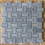 Esagono professionale di prezzi poco costosi di buona qualità/spina di pesce/Basketweave/mattonelle di mosaico di marmo bianche/grige
