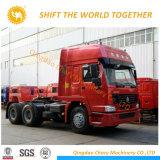 Testa del trattore di Sinotruk con il camion del trattore 336HP/375HP