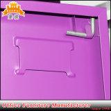 Acciaio variopinto di disegno di Jas-005 Anshun il nuovo copre il guardaroba dell'armadio del metallo dell'armadio