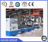 Máquina horizontal CW6263C/1500 do torno da elevada precisão