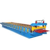 Dach glasig-glänzende Fliese-Rolle, die Maschine bildet