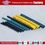 Tubo flessibile di gomma idraulico Braided della fibra ad alta resistenza di SAE100 R3 R6