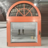 Inclinación y vuelta con estructura en ventana del obturador