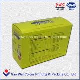 Boîte à papier en papier imprimé