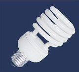 Halve Spiral T2-23W CFL Lamp, Energy - besparing Lighting