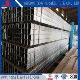 Export-Standard Vor-Galvanisiertes rechteckiges Stahlrohr