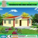 Cubierta modular de Eco de los hogares modulares de los hogares modulares con planes de suelo