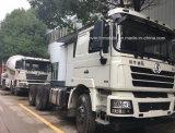 Shacman 15m3 구체 믹서 드럼 롤러 트럭 35t 교반기 화물 자동차 트럭
