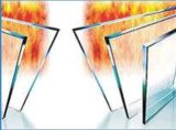 Vetro resistente al fuoco con vetro laminato libero