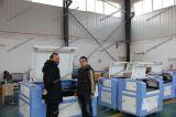 Máquina de gravura de papel de alta velocidade da estaca do cortador do laser do CO2 de pano