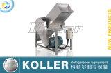 Máquina do triturador de gelo de Koller para o gelo de bloco