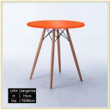 Модный журнальный стол с ногами древесины бука