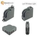 Nuevo producto de la iluminación 180 luz óptica de la ventana del efecto DMX de la lámina del grado