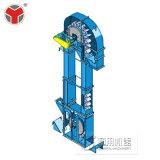 使用される高性能のバケツエレベーターは広く位取りする