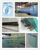el panel del vidrio laminado de 8m m 10m m 12m m para la barandilla/el pasamano/cercar