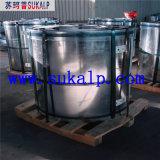Bobina de ferro galvanizado de alta qualidade
