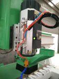 A maquinaria de Woodworking de quatro linhas centrais utiliza ferramentas Wa-481