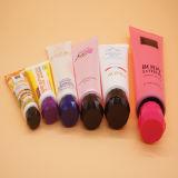 Crème à mains à l'emballage en plastique cosmétique Tube avec Bouchon Flip-Top