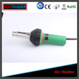 зеленый Handheld горячий воздушный пульверизатор 1600W