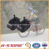 Câmara de ar interna 26X1 3/8 da bicicleta natural da alta qualidade