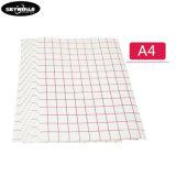 A4/A3 importados T-shirt de Transferência por sublimação de papel para tecido de luz laser