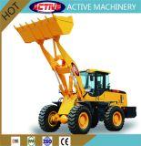 Activo AL938C 3ton máquinas cargadora de ruedas frontales con precio competitiva