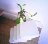Folha de espuma de PVC laranja para a impressão de 1-5mm