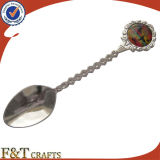Logo su ordinazione Souvenir Crafts Metal Spoon per Gifts (FTSS2919A)