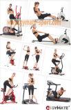 Ela Obitrack gimnasio en casa el equipo formador de la máquina elíptica cross trainer Crosstrainer
