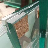 10мм большим Low-Iron закаленное стекло из Китая