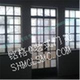 Altes Fremd-Art Haus öffnete die Retro-Stahl Türen