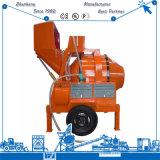 ドラムJzc Jzr 350の上昇の価格の電気具体的なミキサー機械を逆転させる自己のローディング
