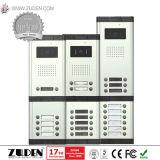 Druckknopf-Eintrag-Panel-multi Wohnungs-Video-Wechselsprechanlage