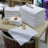 Van de Katoenen van 100% Handdoek de Witte Hand van het Hotel