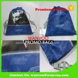 方法傾向スポーツのための青い190tポリエステル学校のバックパック袋