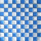Nuevo diseño mosaico de vidrio del espejo para la decoración (VMM3206)