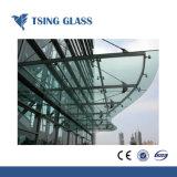 6.38-12.38мм, тонированный купол, ламинированное стекло с PVB Sentryglas пленки