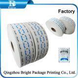 Рулон бумаги с покрытием PE дополнительного сырья для производства упаковки чехол